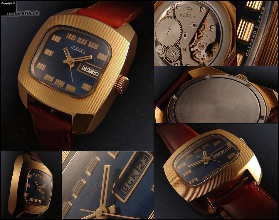 watches13 Крутые советские часы