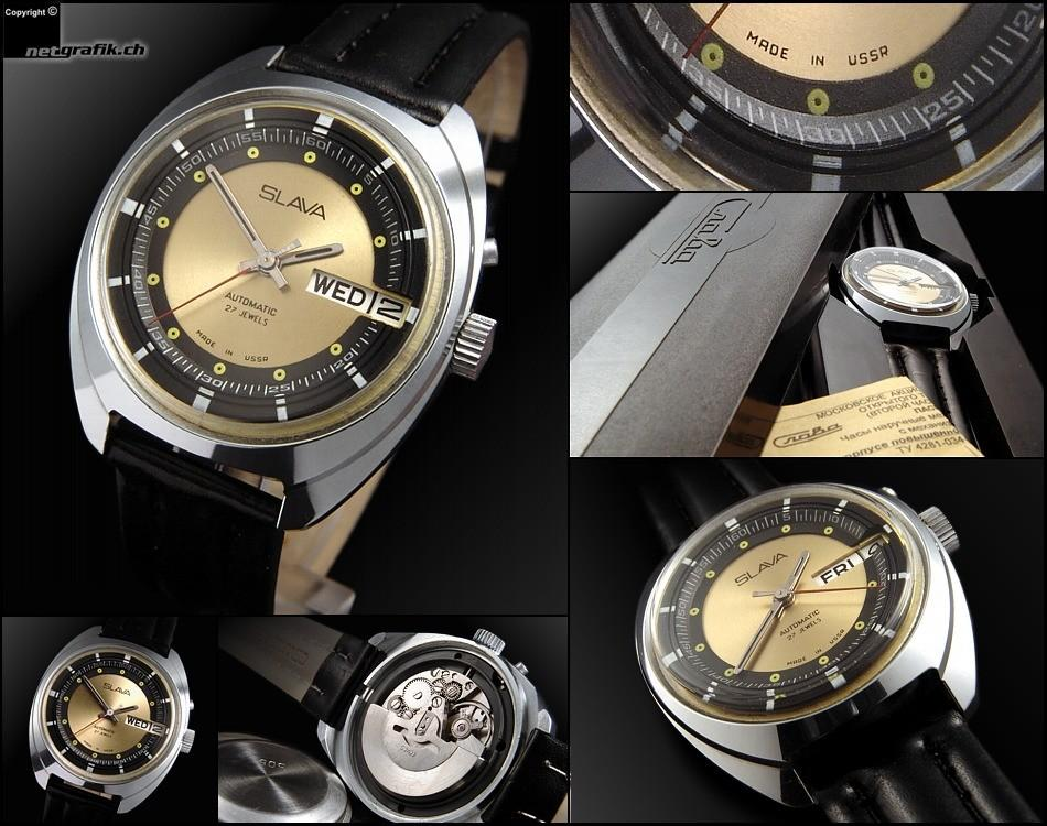 watches14 Крутые советские часы
