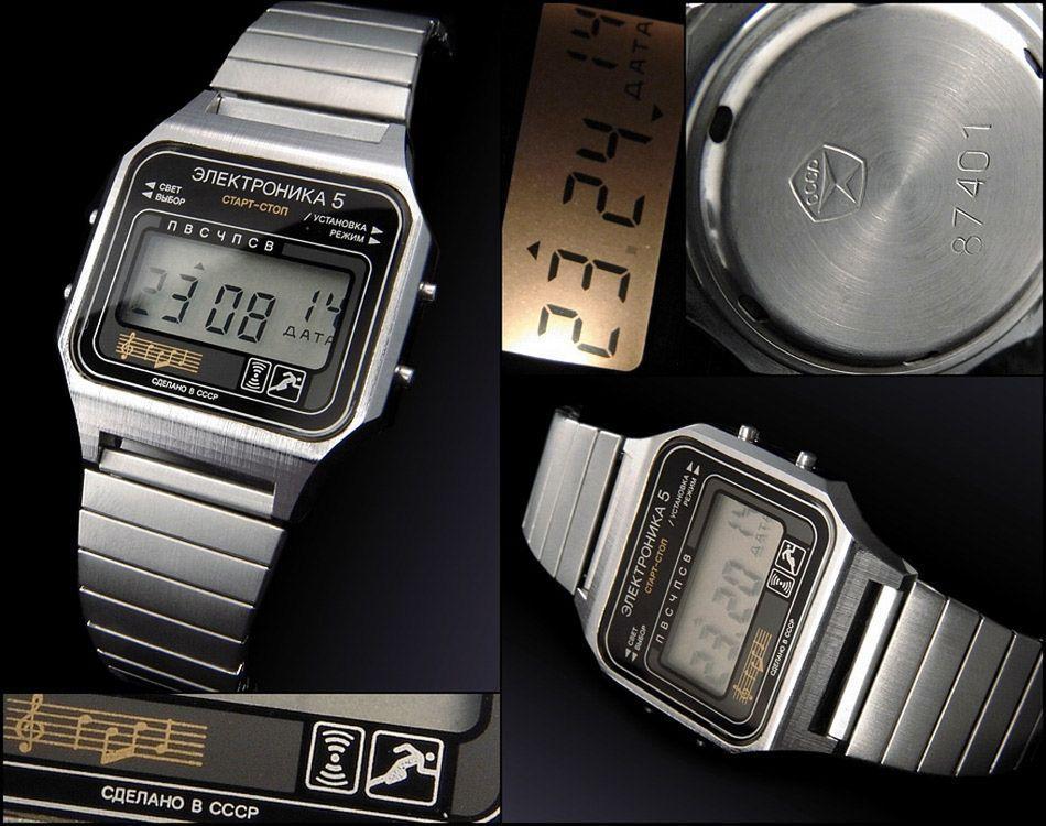 watches19 Крутые советские часы