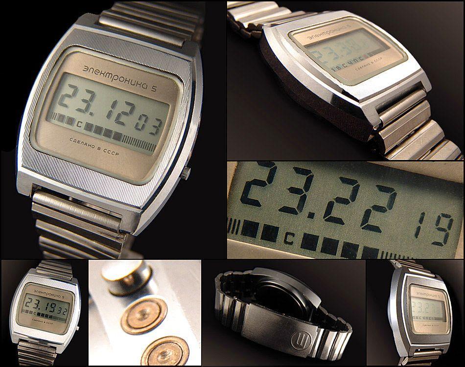 watches20 Крутые советские часы