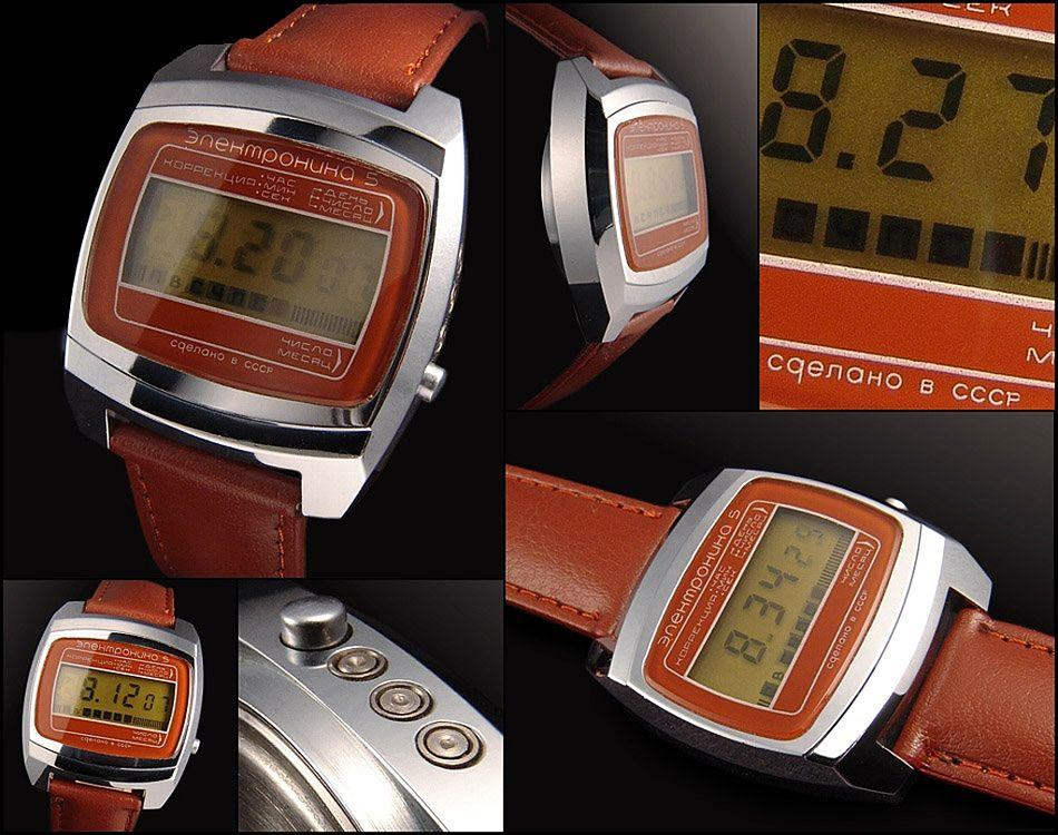 watches22 Крутые советские часы