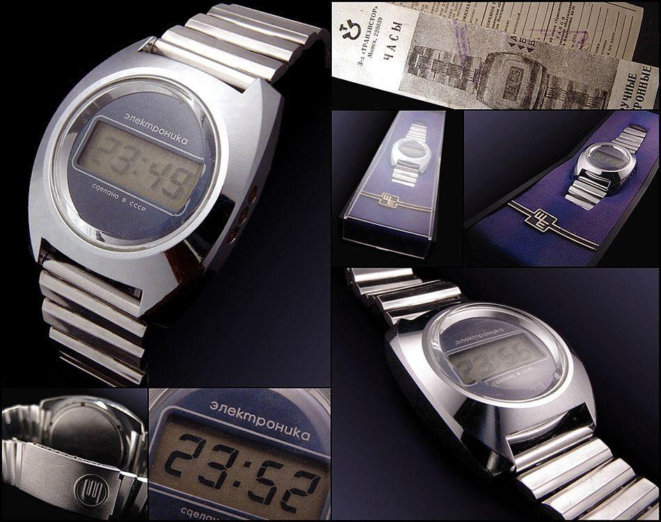 watches24 Крутые советские часы