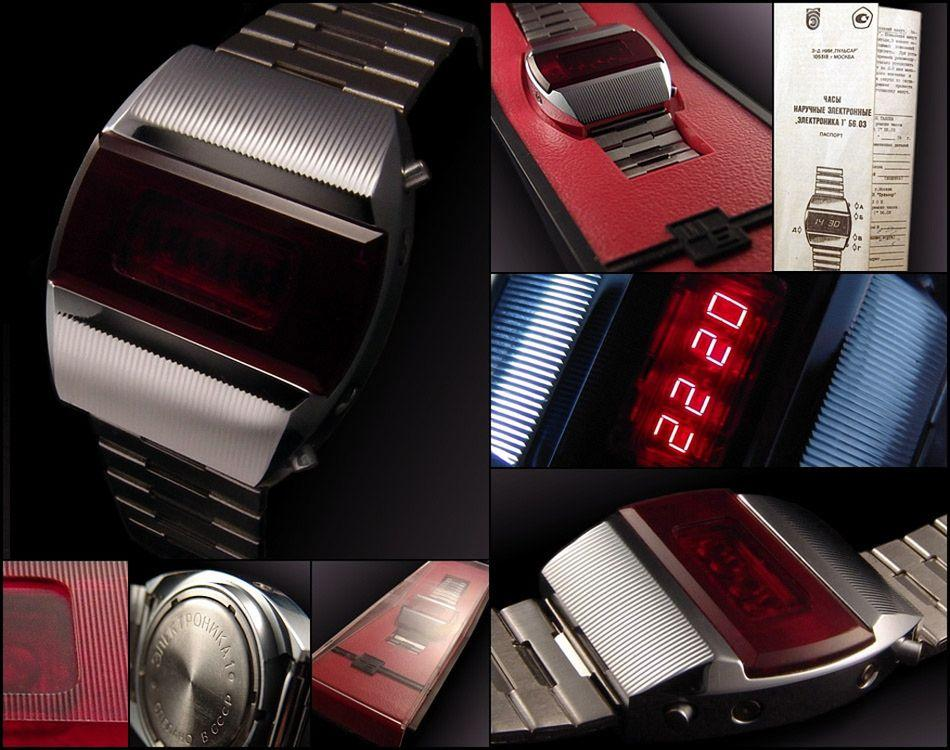 watches26 Крутые советские часы