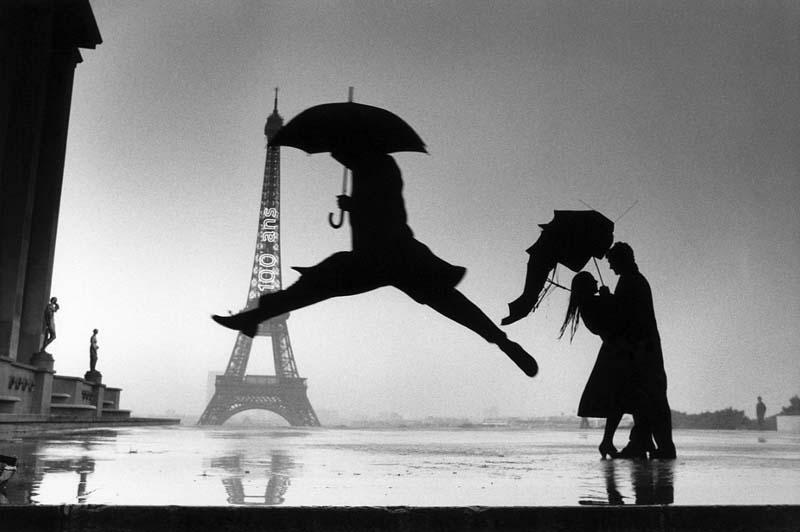 Самые романтичные зонтики Парижа