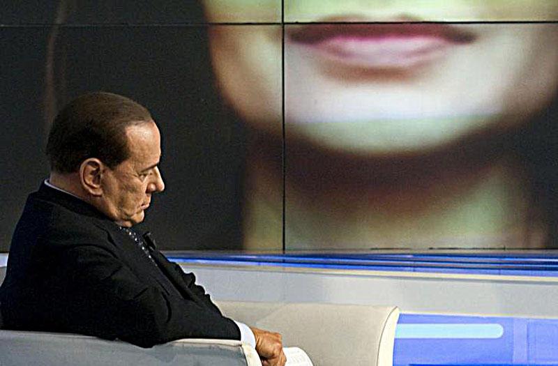 00 Самые любимые женщины Сильвио Берлускони