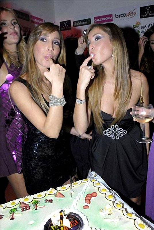 113 Самые любимые женщины Сильвио Берлускони