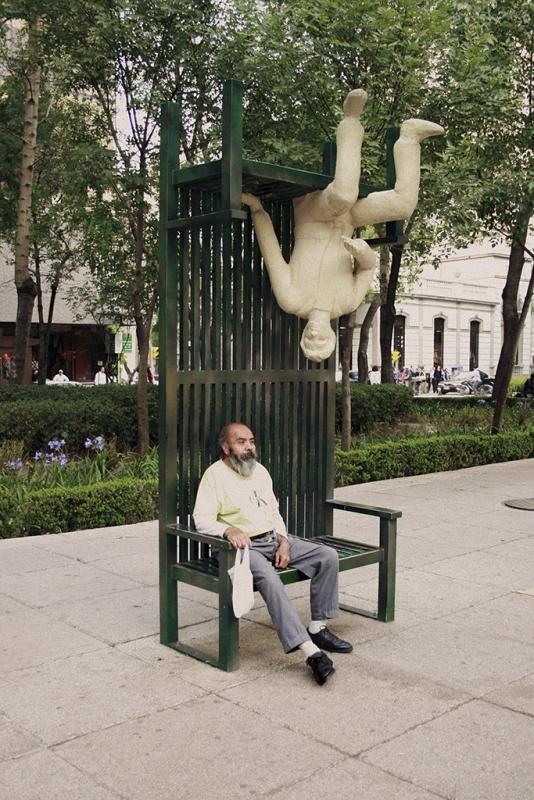 13ded Арт скамейки: самая необычная городская мебель