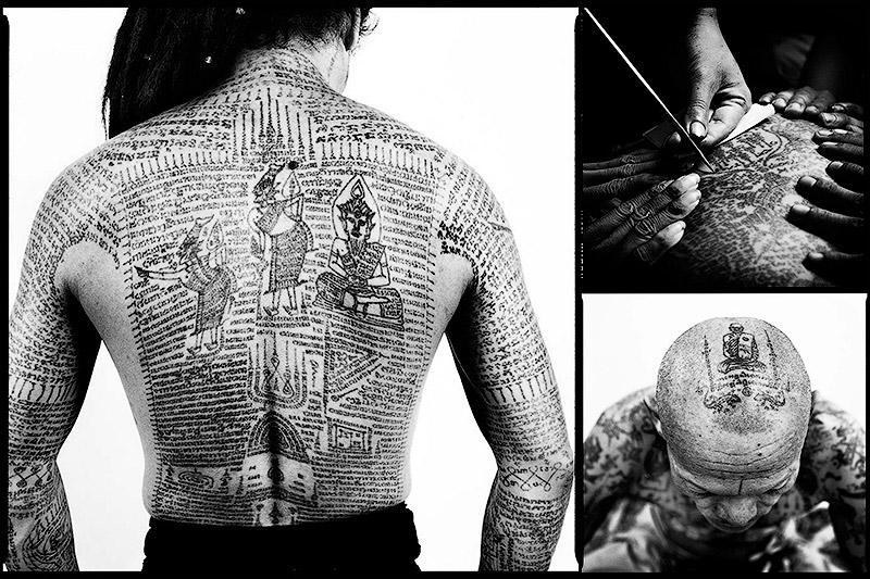 BIGPIC22 Магические татуировки Таиланда