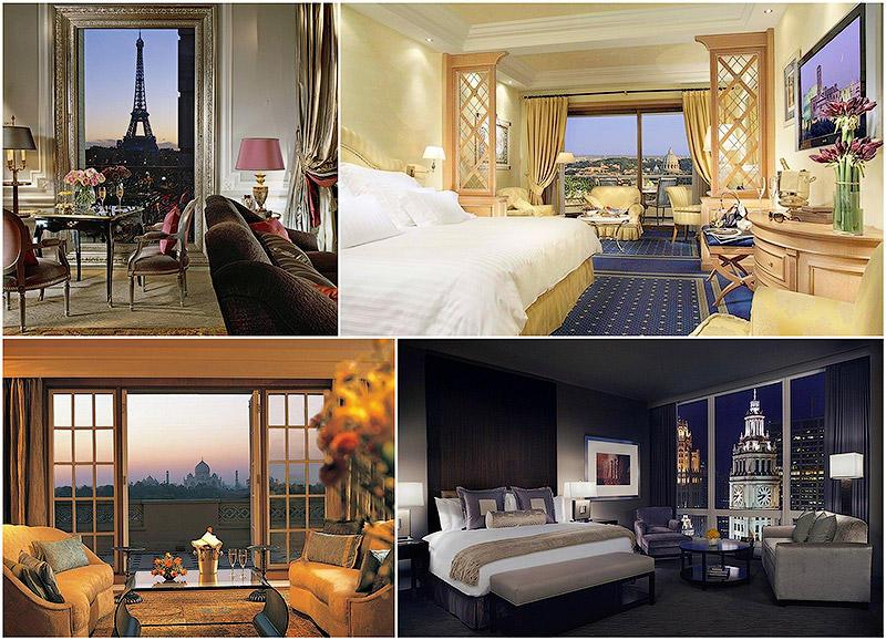 BIGPIC35 Дюжина лучших видов из отелей мира
