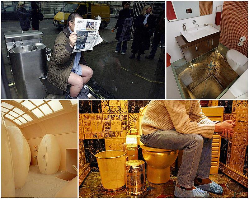 BIGPIC40 Самые креативные туалеты в мире