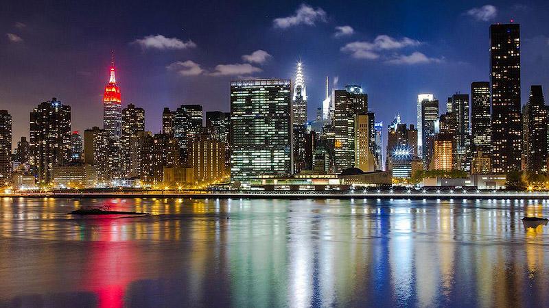 BIGPIC46 В центре внимания   Манхэттен