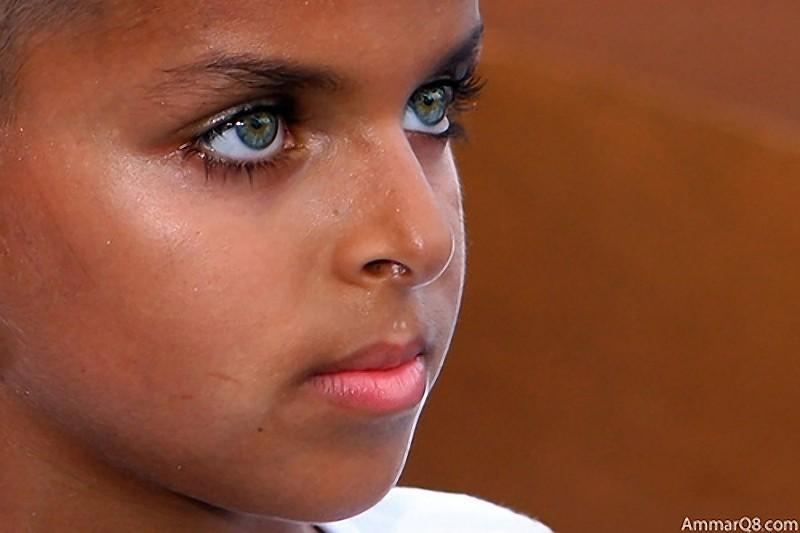BeautifulEyes01 10 самых красивых взглядов обычных людей