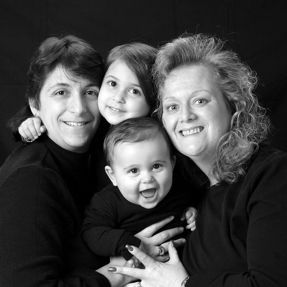 Equality02 30 счастливых однополых семей с детьми