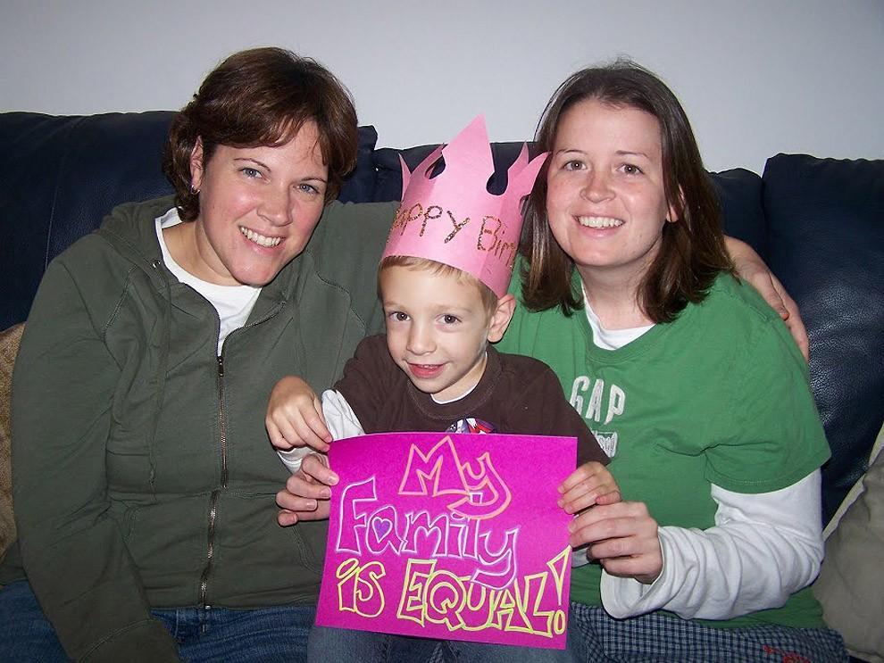 Equality04 30 счастливых однополых семей с детьми