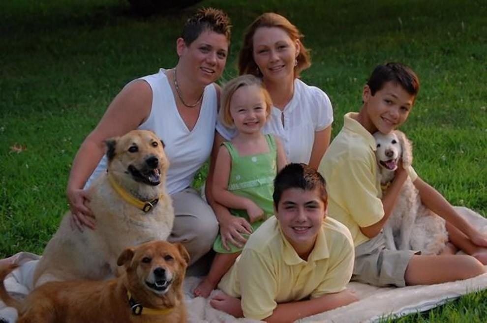 Equality08 30 счастливых однополых семей с детьми