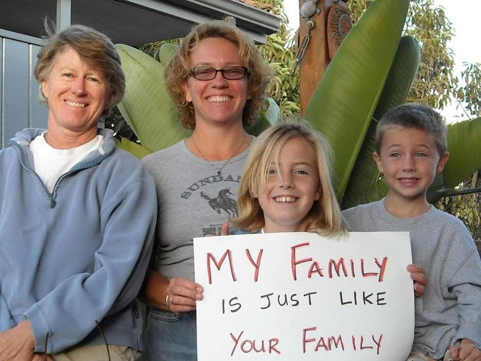 Equality10 30 счастливых однополых семей с детьми