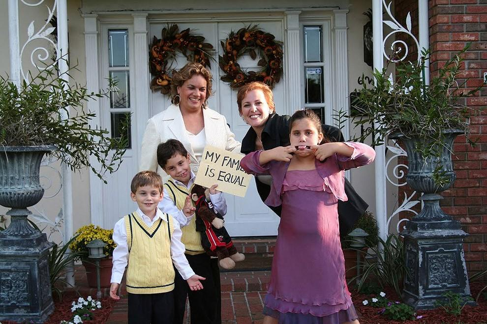 Equality12 30 счастливых однополых семей с детьми