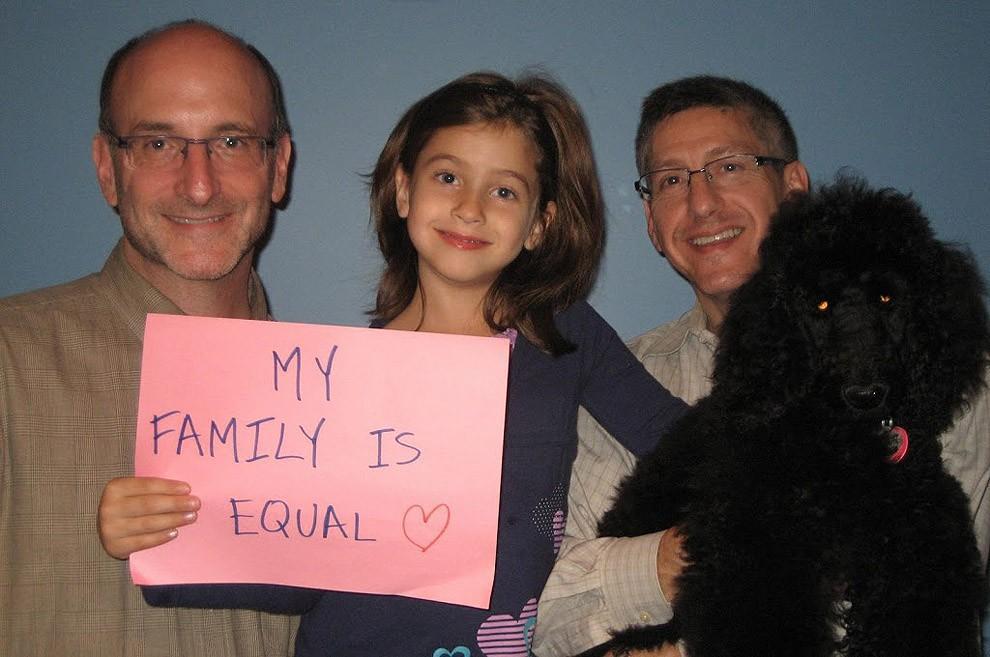 Equality15 30 счастливых однополых семей с детьми