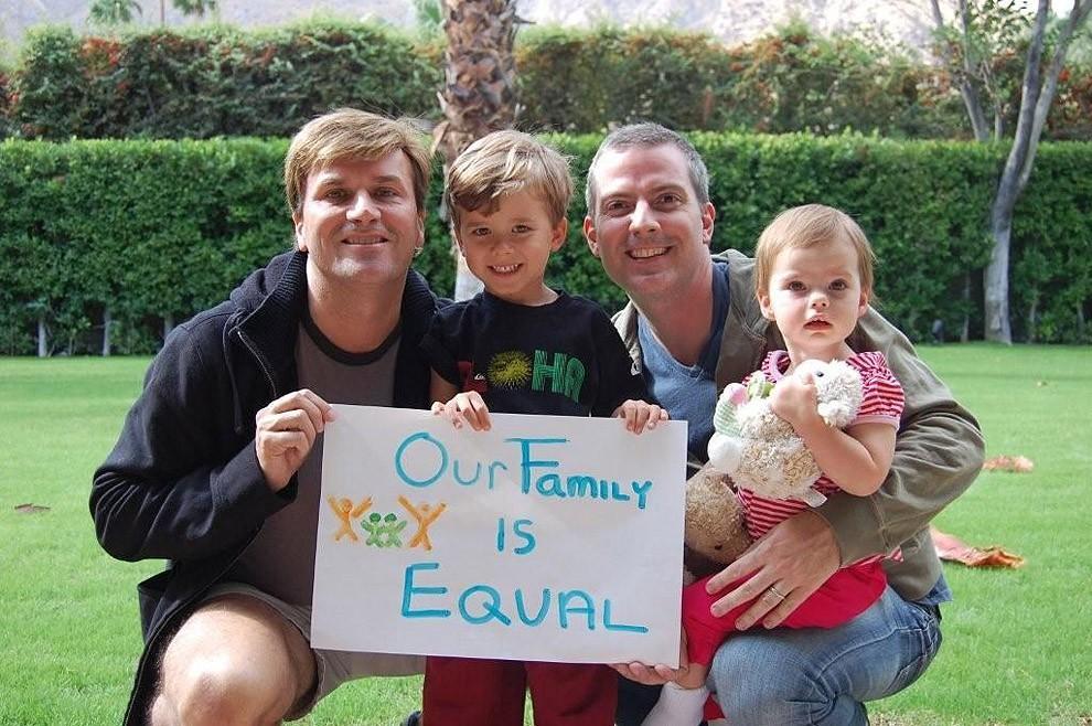 Equality16 30 счастливых однополых семей с детьми