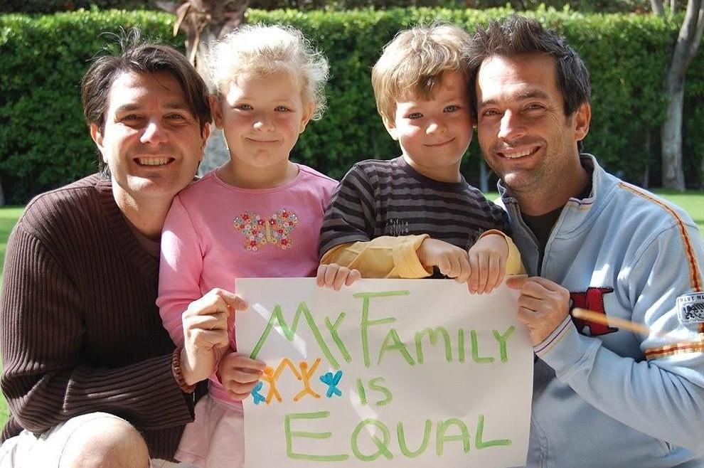 Equality17 30 счастливых однополых семей с детьми