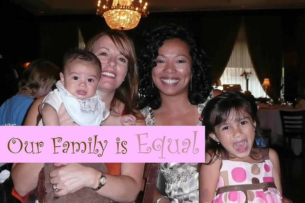 Equality18 30 счастливых однополых семей с детьми