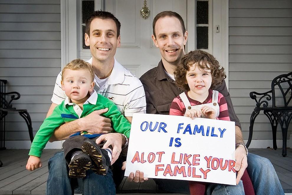 Equality29 30 счастливых однополых семей с детьми