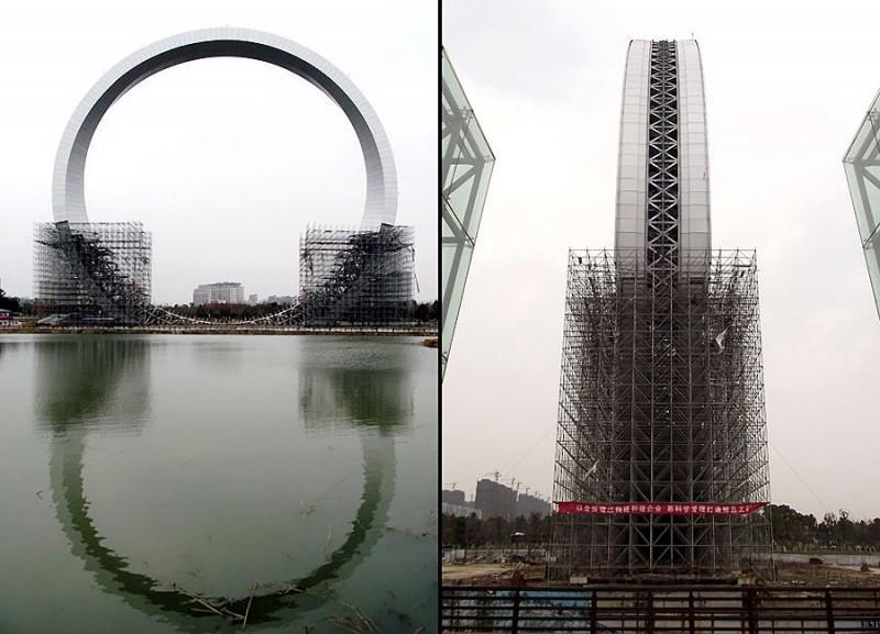 Ferriswheel03 800x577 Одно из самых больших колес обозрений — Лай Ши Юнь Чжуань