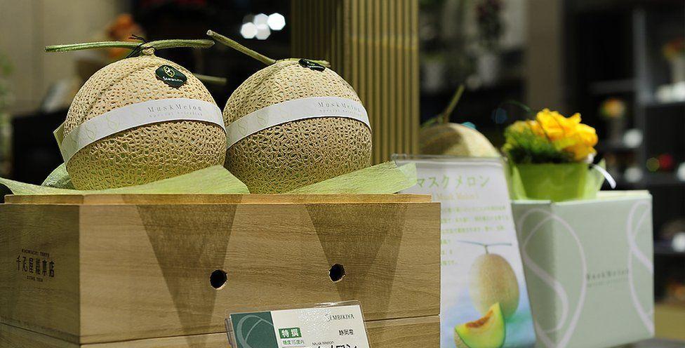 FruitParlor02 Самый дорогой в мире фруктовый салон
