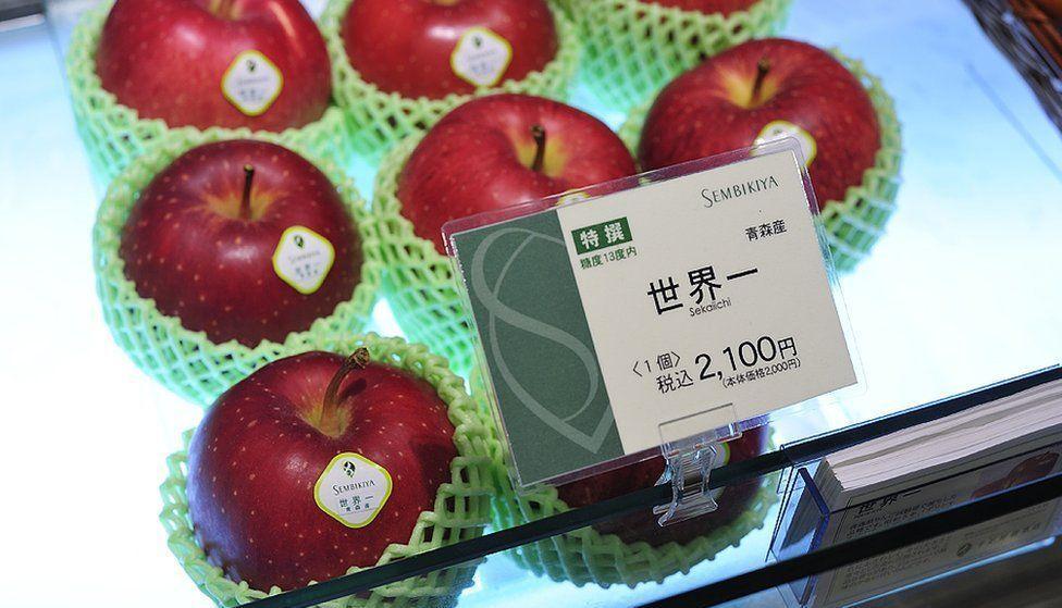 FruitParlor03 Самый дорогой в мире фруктовый салон