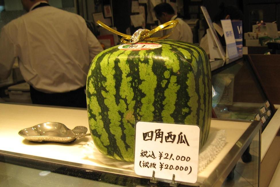 FruitParlor04 Самый дорогой в мире фруктовый салон