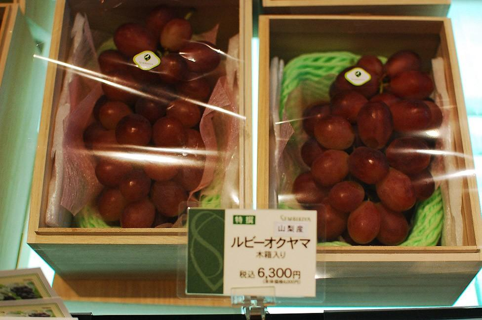 FruitParlor07 Самый дорогой в мире фруктовый салон
