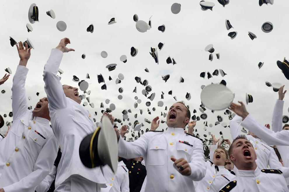 Graduations02 Выпускные церемонии со всего мира