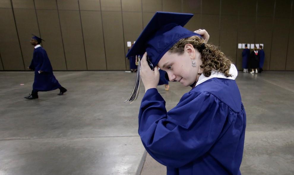 Graduations11 Выпускные церемонии со всего мира