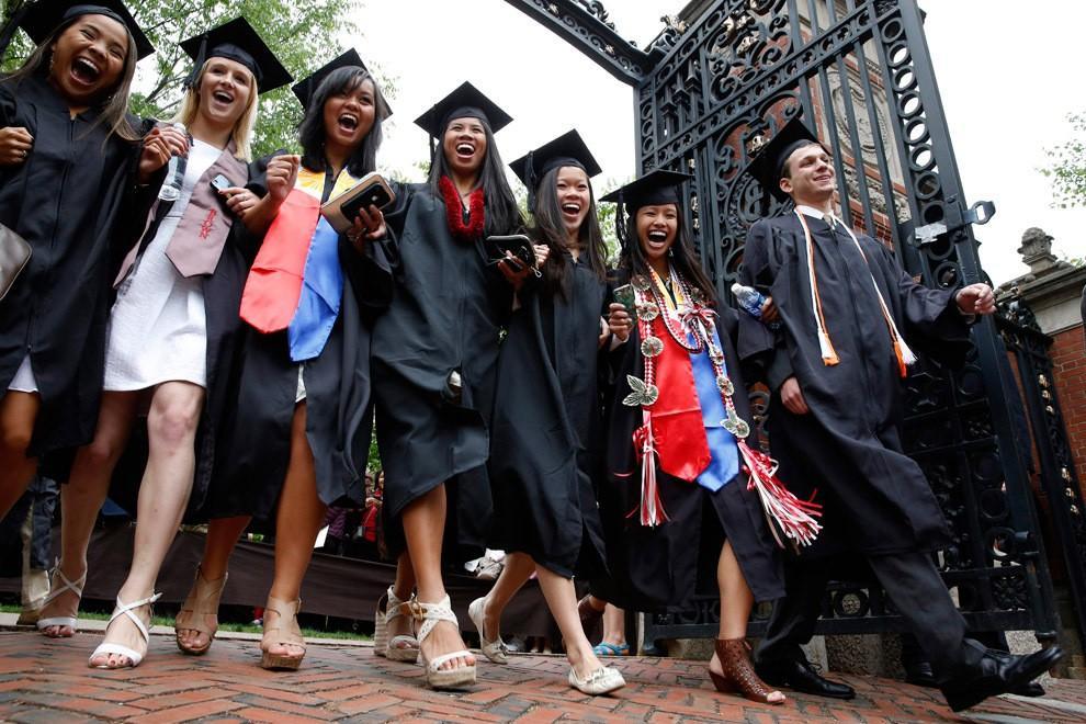 Graduations19 Выпускные церемонии со всего мира