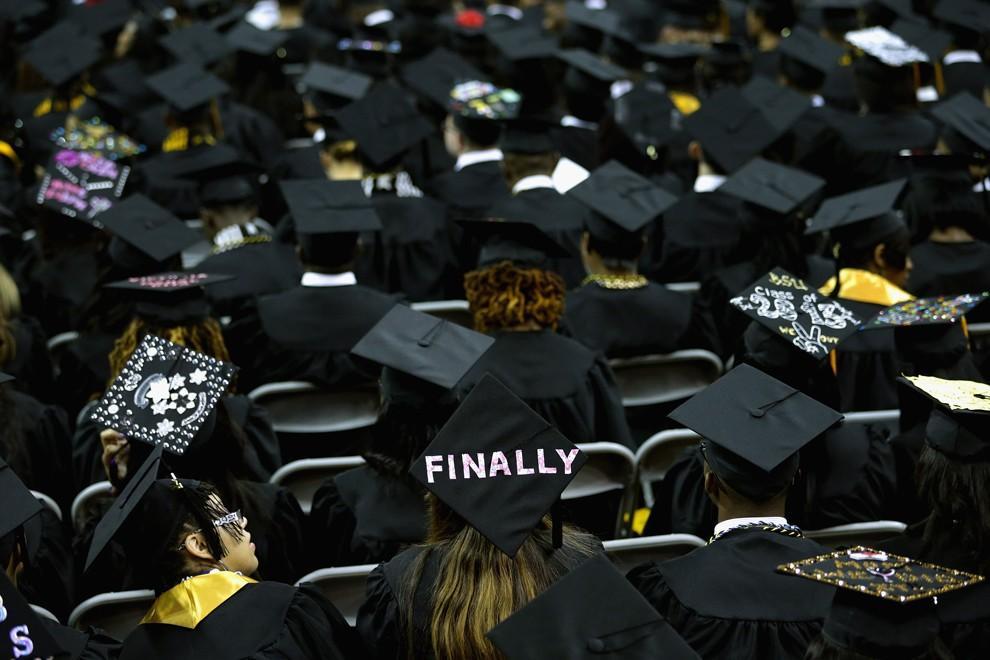 Graduations21 Выпускные церемонии со всего мира