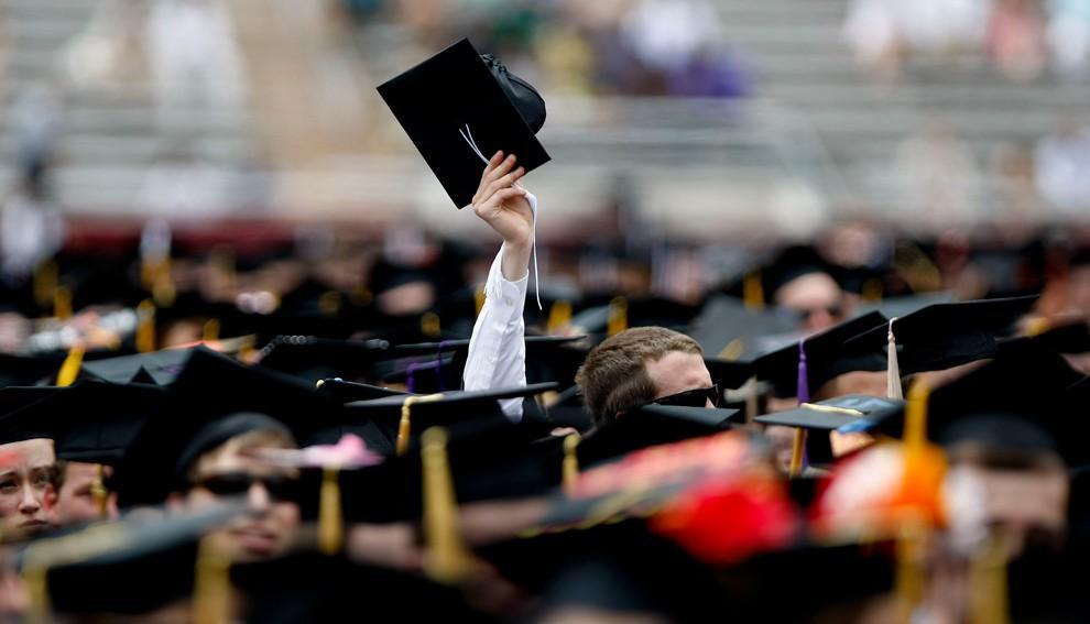 Graduations22 Выпускные церемонии со всего мира