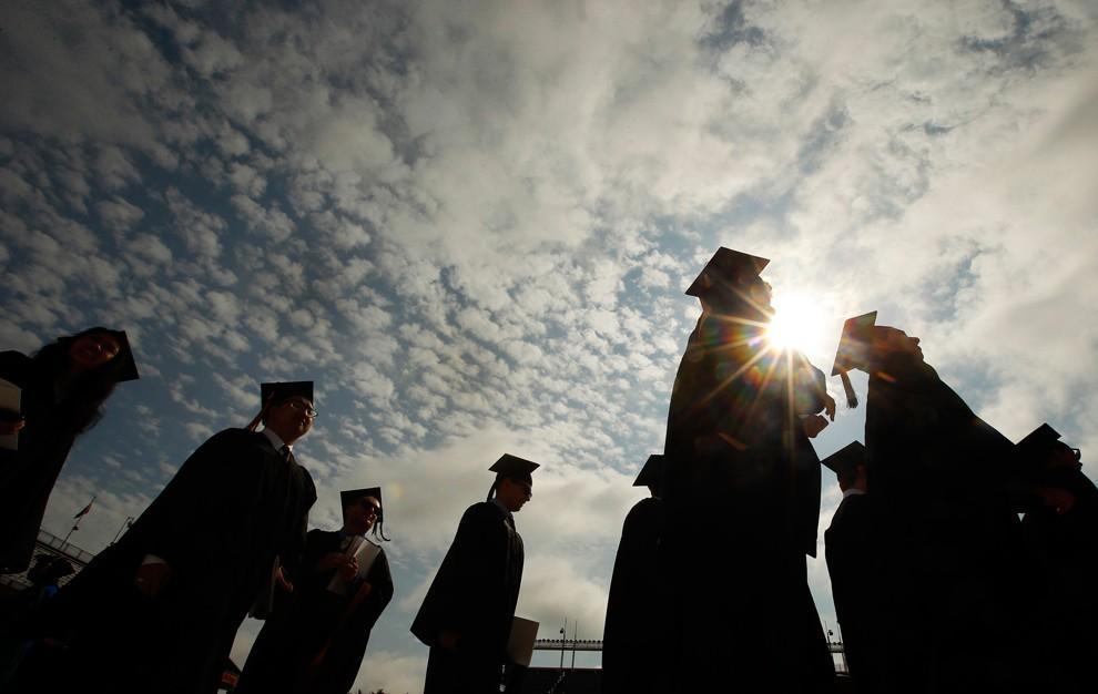 Graduations26 Выпускные церемонии со всего мира