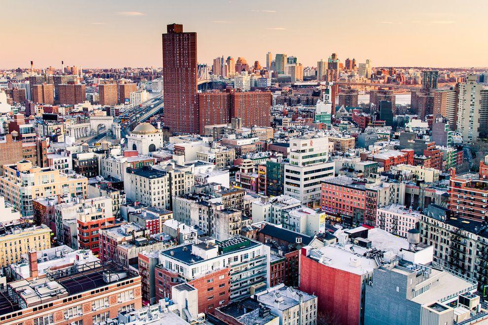 Manhattan05 В центре внимания   Манхэттен