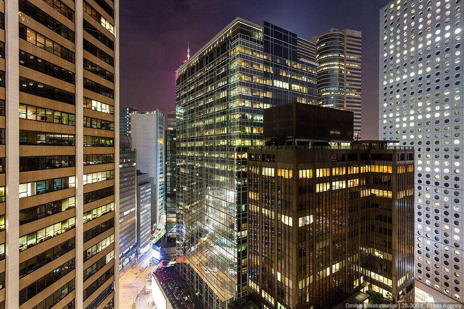 NightyHongKong01 Ночной Гонконг