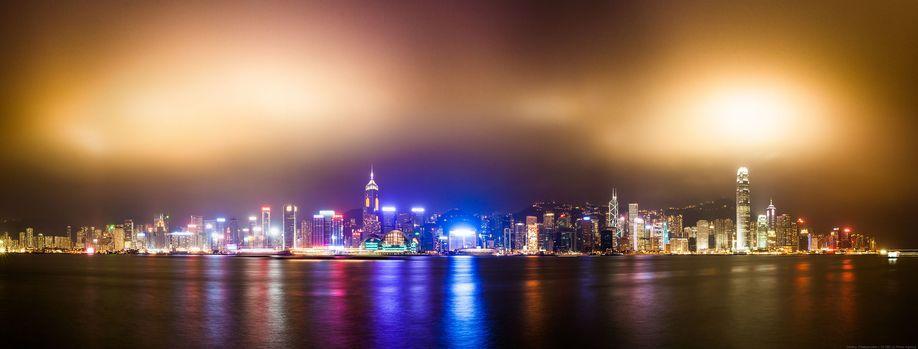 NightyHongKong37 Ночной Гонконг