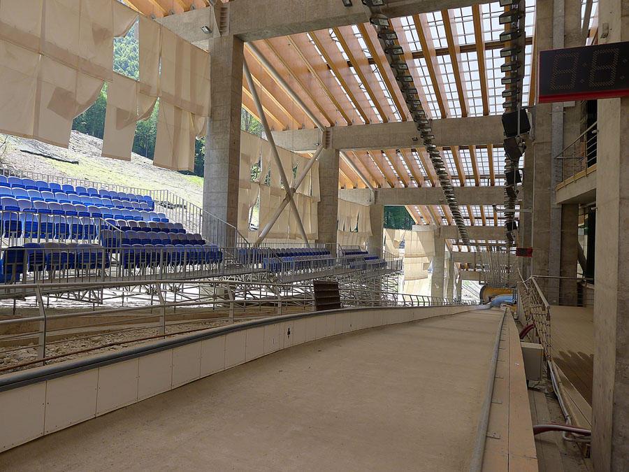 Sochi17 50 самых актуальных фотографий большой Олимпийской стройки в Сочи
