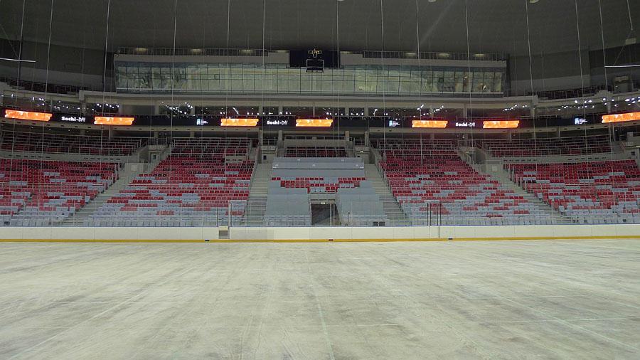 Sochi331 50 самых актуальных фотографий большой Олимпийской стройки в Сочи