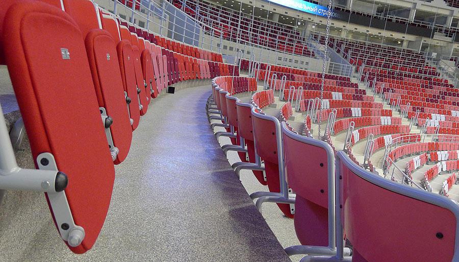 Sochi341 50 самых актуальных фотографий большой Олимпийской стройки в Сочи