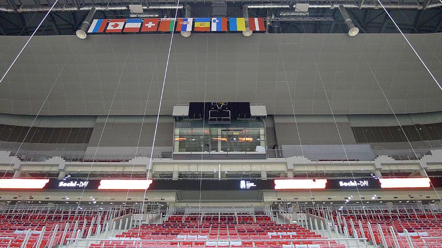 Sochi351 50 самых актуальных фотографий большой Олимпийской стройки в Сочи