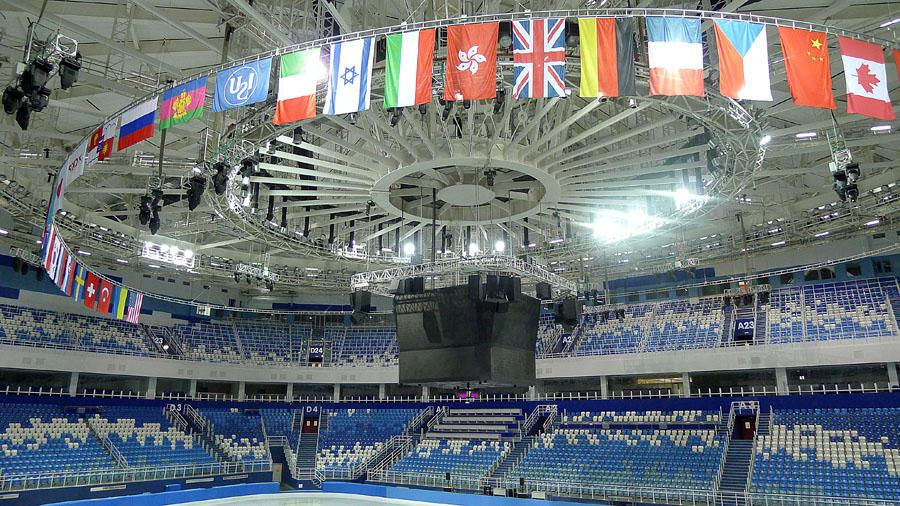 Sochi411 50 самых актуальных фотографий большой Олимпийской стройки в Сочи