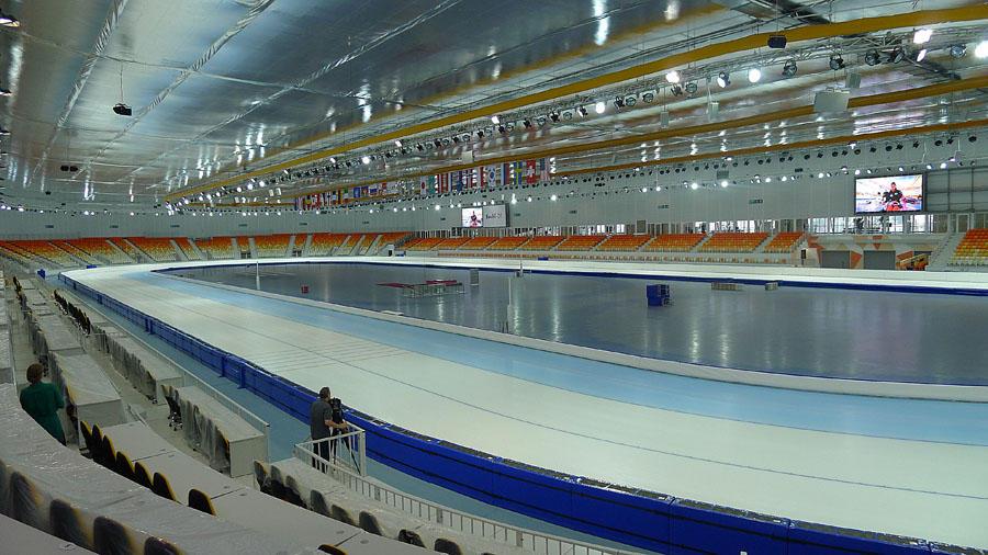 Sochi441 50 самых актуальных фотографий большой Олимпийской стройки в Сочи
