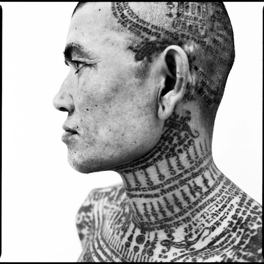 Thailand's Magical Tattoos 1 Магические татуировки Таиланда