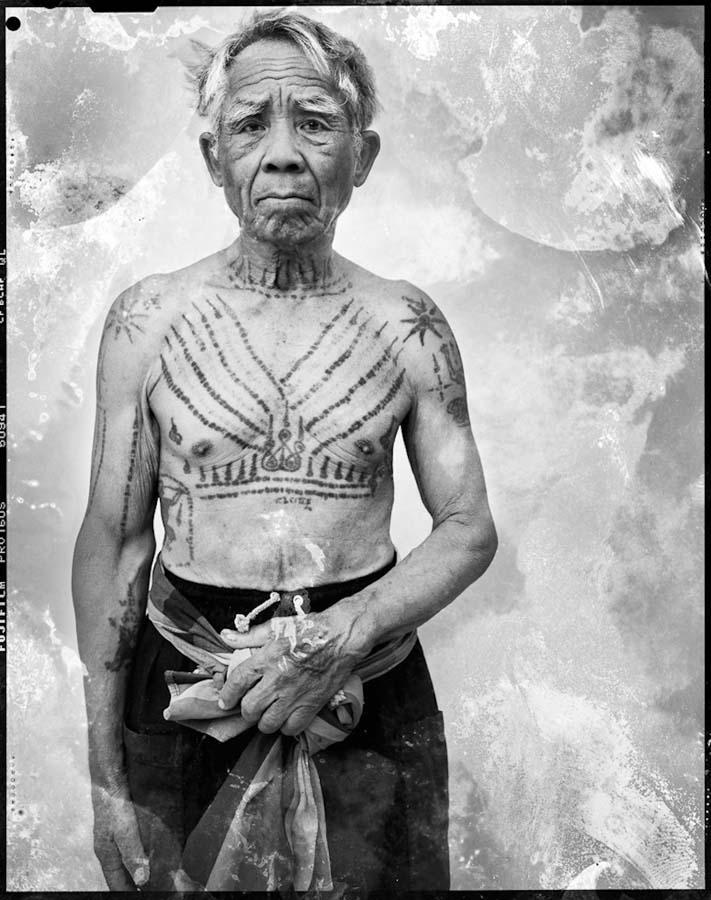 Thailand's Magical Tattoos 10 Магические татуировки Таиланда
