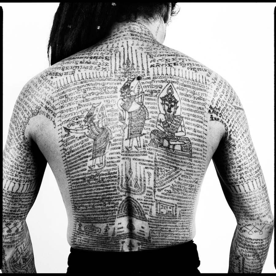 Thailand's Magical Tattoos 2 Магические татуировки Таиланда