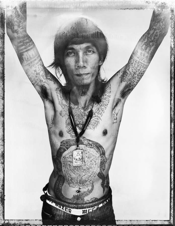 Thailand's Magical Tattoos 3 Магические татуировки Таиланда